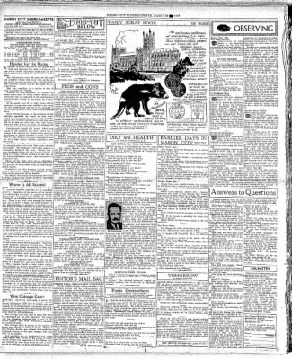 The Mason City Globe-Gazette from Mason City, Iowa on March 24, 1937 · Page 4