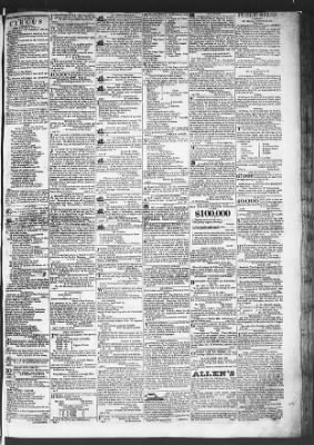 The Evening Post from New York, New York on August 5, 1818 · Page 3