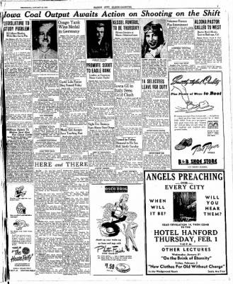 The Mason City Globe-Gazette from Mason City, Iowa on January 31, 1945 · Page 7