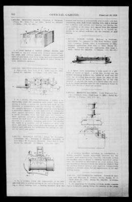 Official Gazette of the United States Patent Office from Washington, District of Columbia on February 26, 1924 · Page 217