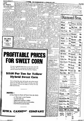 Progress-Review from La Porte City, Iowa on February 25, 1943 · Page 3