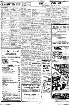 Progress-Review from La Porte City, Iowa on March 4, 1943 · Page 2