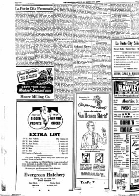 Progress-Review from La Porte City, Iowa on March 18, 1943 · Page 4
