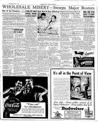 The Mason City Globe-Gazette from Mason City, Iowa on April 5, 1939 · Page 13