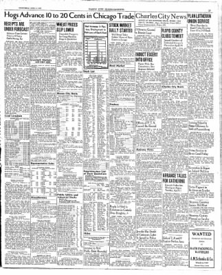 The Mason City Globe-Gazette from Mason City, Iowa on April 5, 1939 · Page 17