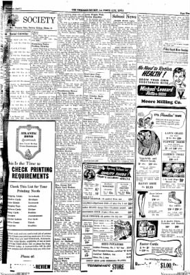 Progress-Review from La Porte City, Iowa on April 1, 1943 · Page 5