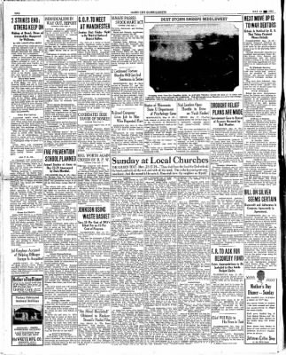 The Mason City Globe-Gazette from Mason City, Iowa on May 12, 1934 · Page 2