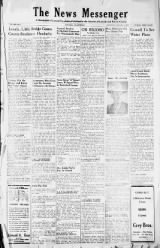 Lincoln News Messenger