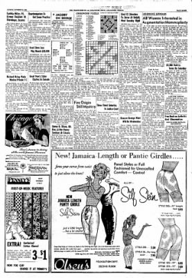 Logansport Pharos-Tribune from Logansport, Indiana on October 23, 1960 · Page 27