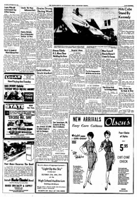 Logansport Pharos-Tribune from Logansport, Indiana on October 23, 1960 · Page 43