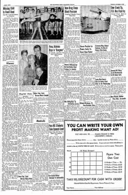 The Logansport Press from Logansport, Indiana on October 15, 1957 · Page 17