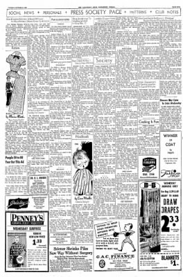 The Logansport Press from Logansport, Indiana on October 15, 1957 · Page 18