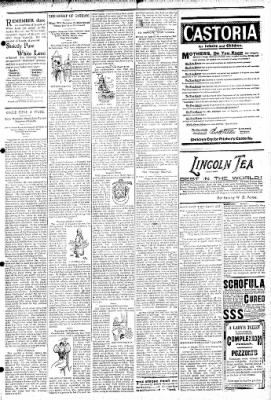 Logansport Pharos-Tribune from Logansport, Indiana on February 26, 1895 · Page 7