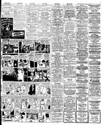 Naugatuck Daily News from Naugatuck, Connecticut on November 22, 1949 · Page 7