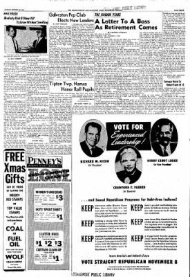 Logansport Pharos-Tribune from Logansport, Indiana on October 30, 1960 · Page 27