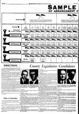 Logansport Pharos-Tribune from Logansport, Indiana on October 30, 1960 · Page 30