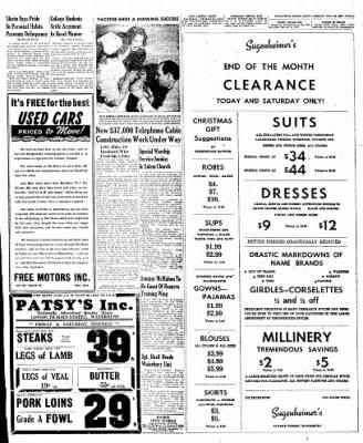 Naugatuck Daily News from Naugatuck, Connecticut on November 25, 1949 · Page 5