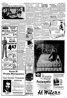 Logansport Pharos-Tribune from Logansport, Indiana on October 30, 1960 · Page 40
