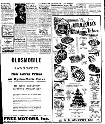 Naugatuck Daily News from Naugatuck, Connecticut on November 25, 1949 · Page 7