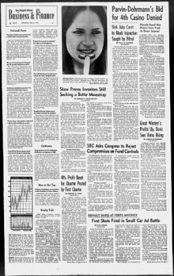 The Los Angeles Times from Los Angeles, California on April 16, 1969 · 60