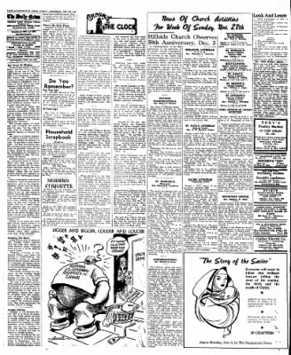 Naugatuck Daily News from Naugatuck, Connecticut on November 26, 1949 · Page 4