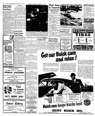 Naugatuck Daily News from Naugatuck, Connecticut on November 28, 1949 · Page 8