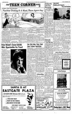 Logansport Pharos-Tribune from Logansport, Indiana on December 17, 1961 · Page 22