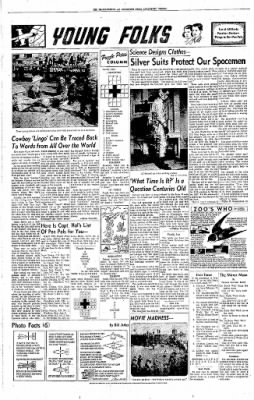 Logansport Pharos-Tribune from Logansport, Indiana on December 17, 1961 · Page 24