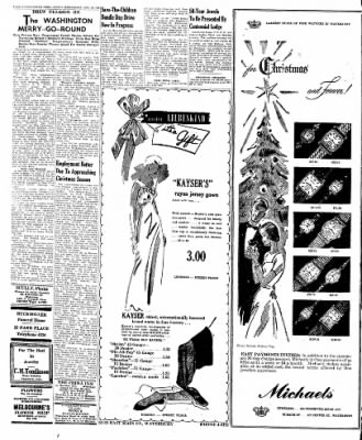 Naugatuck Daily News from Naugatuck, Connecticut on November 30, 1949 · Page 2