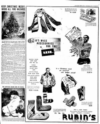 Naugatuck Daily News from Naugatuck, Connecticut on November 30, 1949 · Page 7