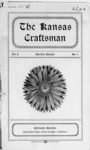 Sample Kansas Craftsman front page