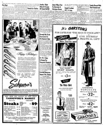 Naugatuck Daily News from Naugatuck, Connecticut on December 1, 1949 · Page 8