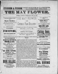 Sample Mayflower front page