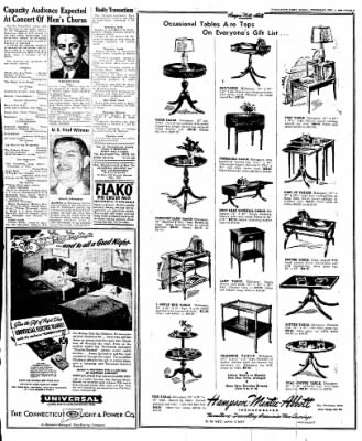 Naugatuck Daily News from Naugatuck, Connecticut on December 1, 1949 · Page 9
