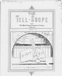 Sample The Tell-Scope front page