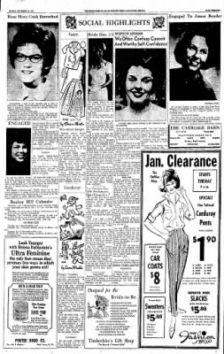 Logansport Pharos-Tribune from Logansport, Indiana on December 31, 1961 · Page 13