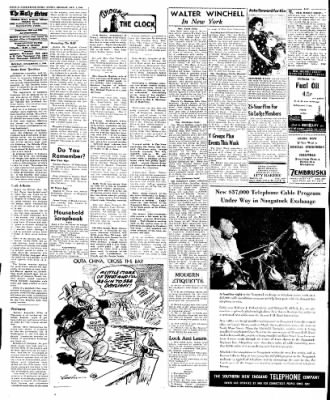 Naugatuck Daily News from Naugatuck, Connecticut on December 5, 1949 · Page 4
