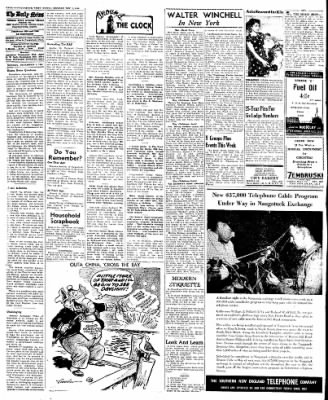 Naugatuck Daily News from Naugatuck, Connecticut on December 5, 1949 · Page 5