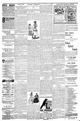Logansport Pharos-Tribune from Logansport, Indiana on November 12, 1897 · Page 23