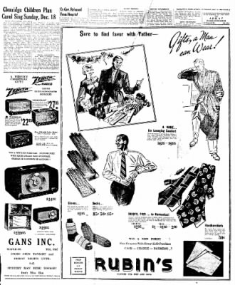 Naugatuck Daily News from Naugatuck, Connecticut on December 8, 1949 · Page 5