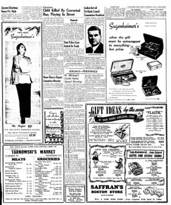 Naugatuck Daily News from Naugatuck, Connecticut on December 8, 1949 · Page 7