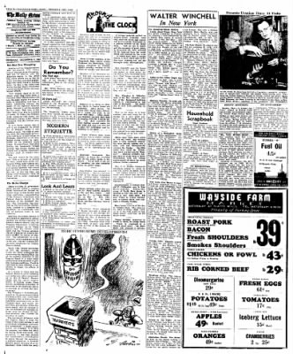 Naugatuck Daily News from Naugatuck, Connecticut on December 8, 1949 · Page 10