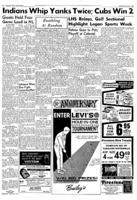 Logansport Pharos-Tribune from Logansport, Indiana on May 14, 1962 · Page 6