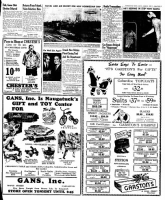 Naugatuck Daily News from Naugatuck, Connecticut on December 9, 1949 · Page 5