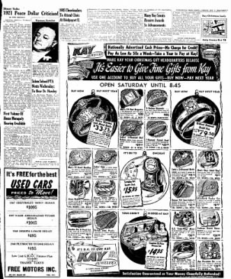 Naugatuck Daily News from Naugatuck, Connecticut on December 9, 1949 · Page 7
