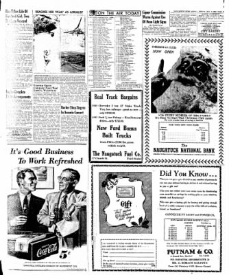 Naugatuck Daily News from Naugatuck, Connecticut on December 9, 1949 · Page 9