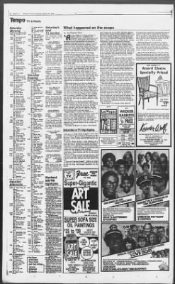 Chicago Tribune From Chicago Illinois On January 21 1978 10 They included a packet of condoms, a. newspapers com