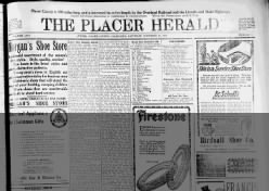 The Placer Herald
