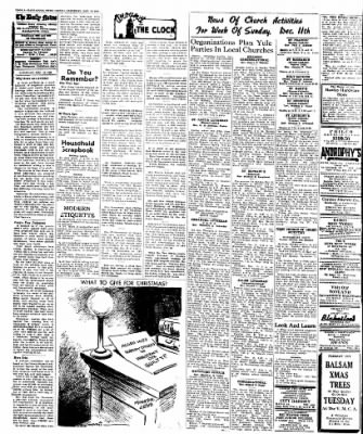 Naugatuck Daily News from Naugatuck, Connecticut on December 10, 1949 · Page 4