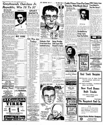 Naugatuck Daily News from Naugatuck, Connecticut on December 12, 1949 · Page 6